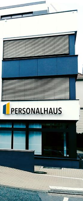 Personaldienstleistung - Personalhaus Gruppe