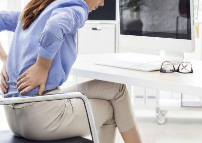 Nur ein gesunder Rücken kann entzücken